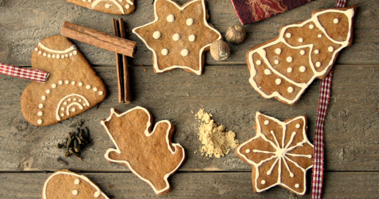 Piparkakku-Traditional Finnish Christmas Cookies