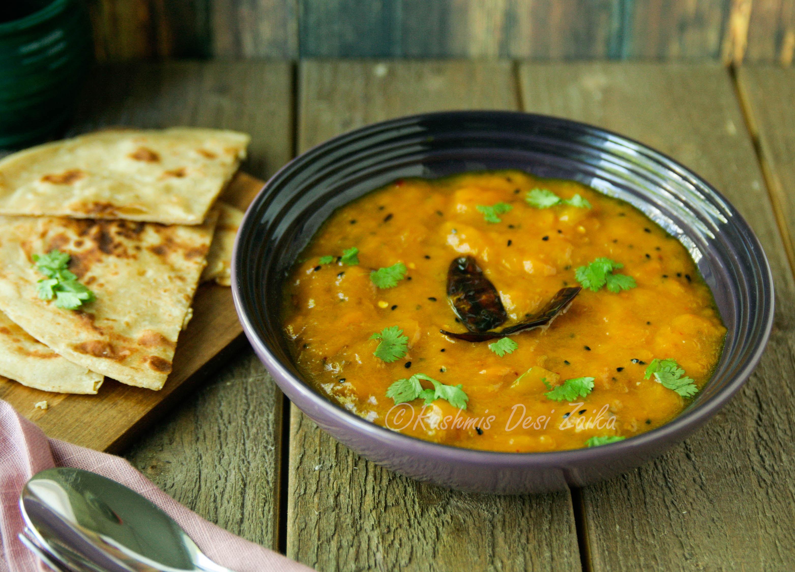 Khati-Mithi Aam Ki Sabzi-Sweet-Sour Mango Sabzi